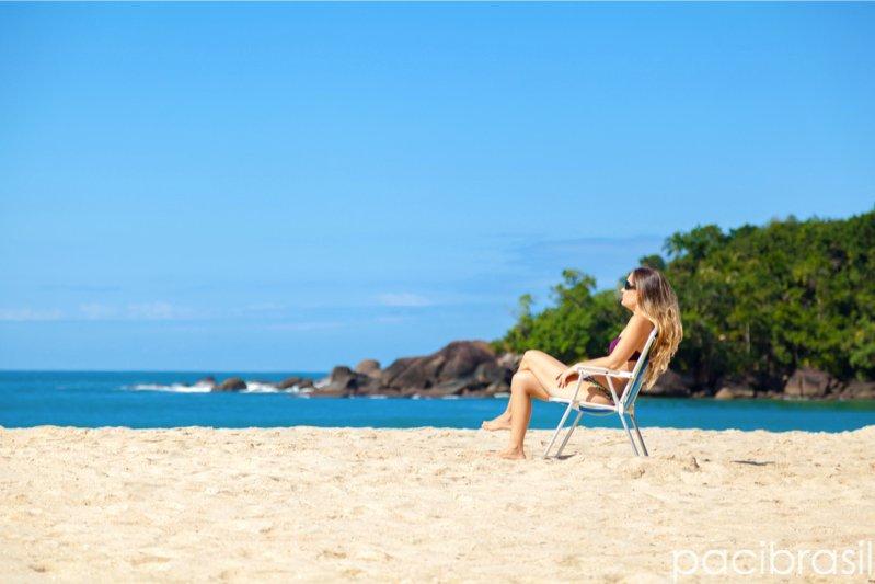 Praia do Félix, o melhor lugar para relaxar!