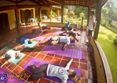 Yoga Surf Trip na Pousada